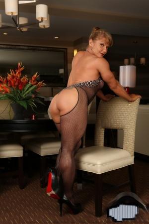 Granny In Stockings Pics