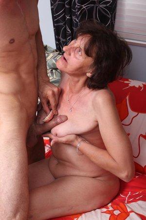 Granny Titty Fuck Pics