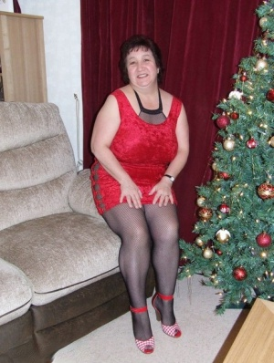 Christmas Granny Pics