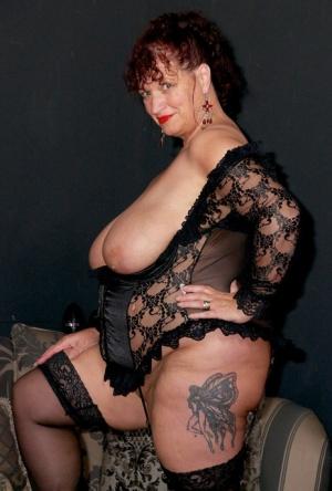 Tattooed Granny Pics