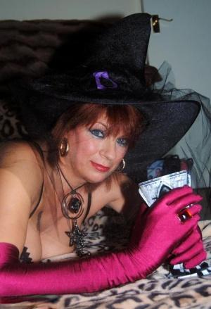 Granny In Costume Pics