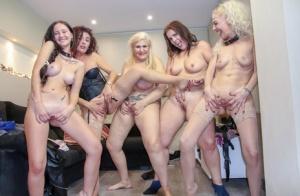 Granny Lesbian Orgy Pics