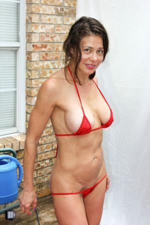 Granny In Bikini Pics