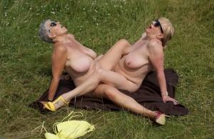 Granny Scissoring Pics