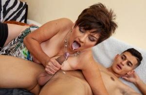 Granny Cum In Mouth Pics