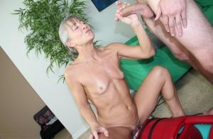 Granny Sybian Pics