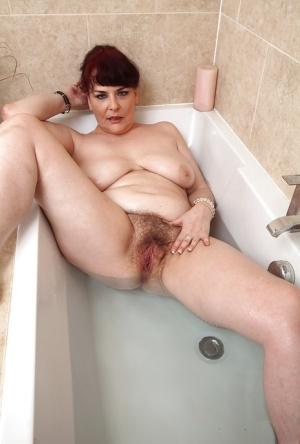 Granny In Bath Pics