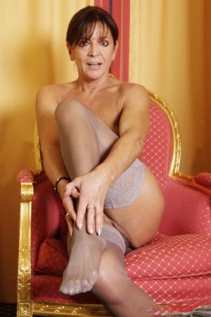 Granny Legs Pics