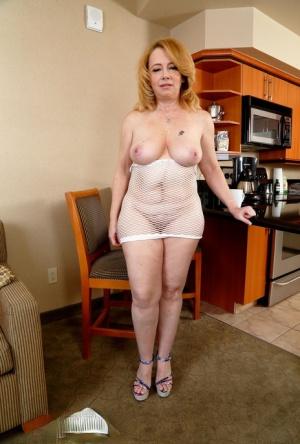 Granny In Kitchen Pics